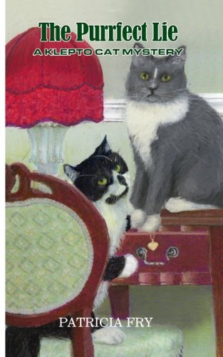 book cover of The Purrfect Lie