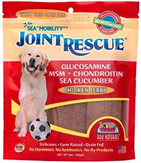 product image for Ark Naturals Sea Mobility Chicken Jerky For Dogs, 9-Ounce Pouches (Pack Of 2)