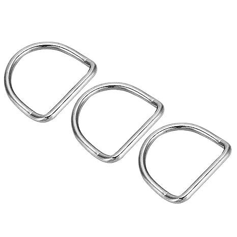 Soporte para cinturón de peso, 3 piezas de acero inoxidable ...