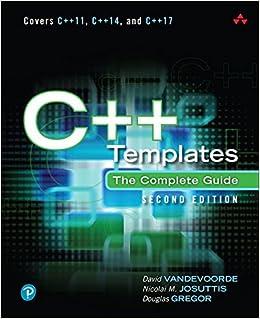 Amazon   C++ Templates: The Co...