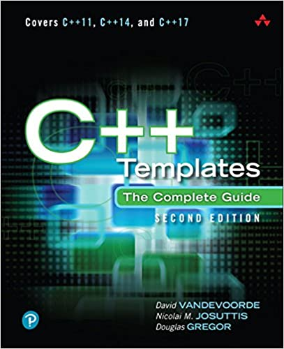Amazon.com: C++ Templates: The Complete Guide (2nd Edition ...