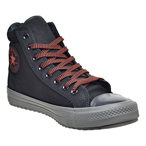 Converse Boots CT AS BOOT PC HI 153670C Hellgrau Black/Charcoal Grey/Signal Red