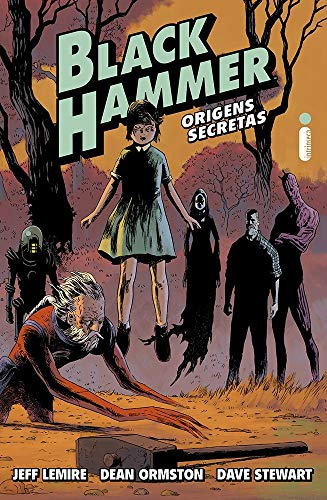 Black Hammer: Origens Secretas - Graphic Novel, vol.1