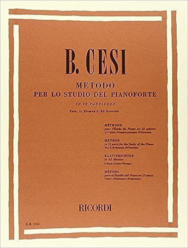 Antologia pianistica per la gioventù. fascicolo 3