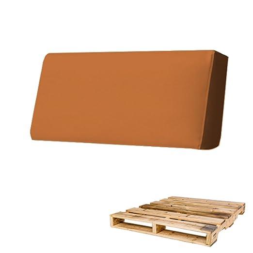 Arketicom Pallet Cojin Respaldo Sofa Euro Palet Polipiel con ...