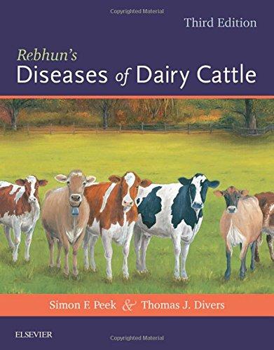 Rebhun's Diseases of Dairy Cattle, 3e