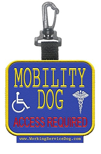 Sided Mobility Dog Required Identification