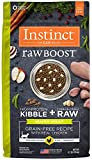 nature best dog food - Instinct Raw Boost Healthy Weight Grain Free Recipe with Real Chicken Natural Dry Cat Food by Nature's Variety, 4.5 lb. Bag