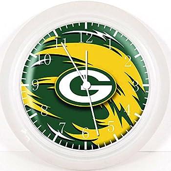 Amazon.com : NEW ORLEANS SAINTS WALL CLOCK - BY TAGZ SPORTS : Sports ...