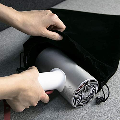 Hair Dryer With Diffuser And Concentrator/Professional Ionic Travel Hairdryer 1800W Hair Dryers Sale/Negative Ion Hair Care High Power Quick-Drying  DdbhY