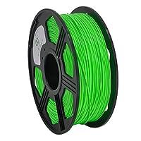 YOYI 3D PLA 1KG 1.75mm Green PLA 3D Printer Filament, Diameter Tolerance +/- 0.05 mm, 1 KG Spool, 1.75 mm, Green by YOYI