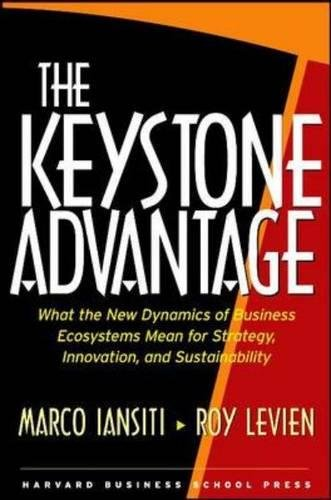 The Keystone Advantage: What the New Dynamics of Business Ecosystems Mean for Strategy, Innovation, and - Shop Ca Walnut Gift Creek