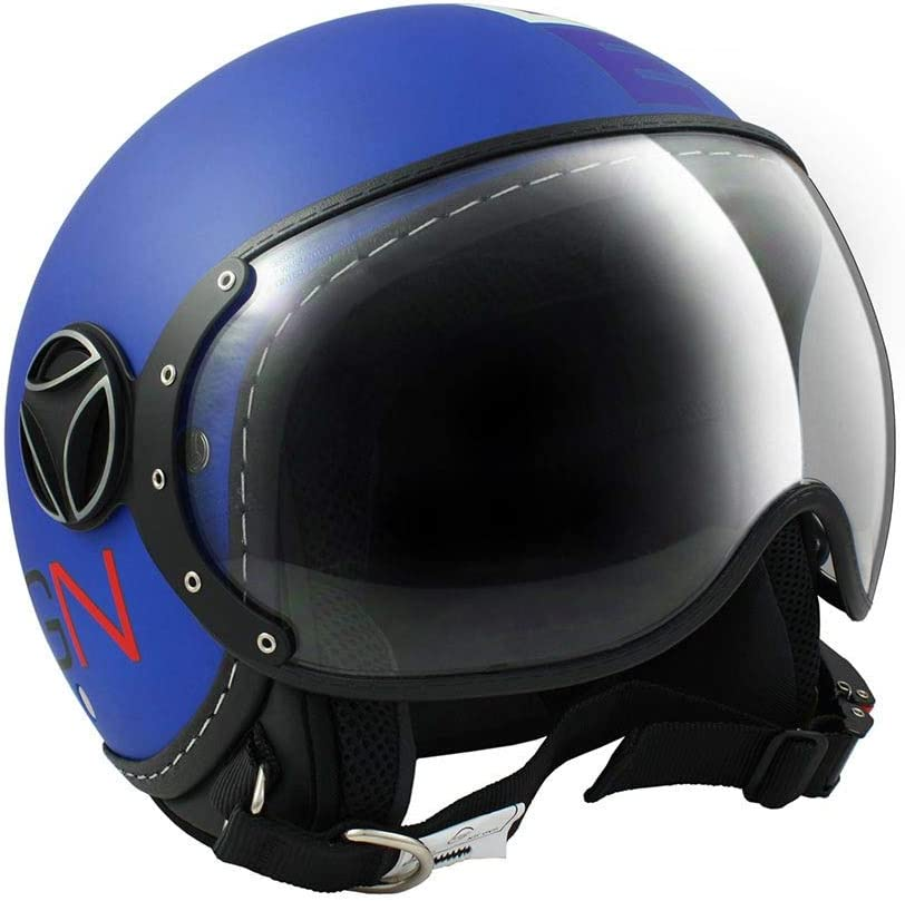 Momo Design Herren 10230000004 Helmet Blau M Auto
