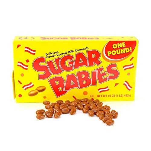 Sugar Babies Caramel Candy, 16 Ounce Box