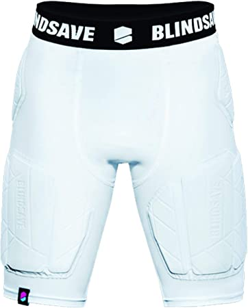 BLINDSAVE Pantalones Cortos Acolchados Pro+ | Tecnología de ...