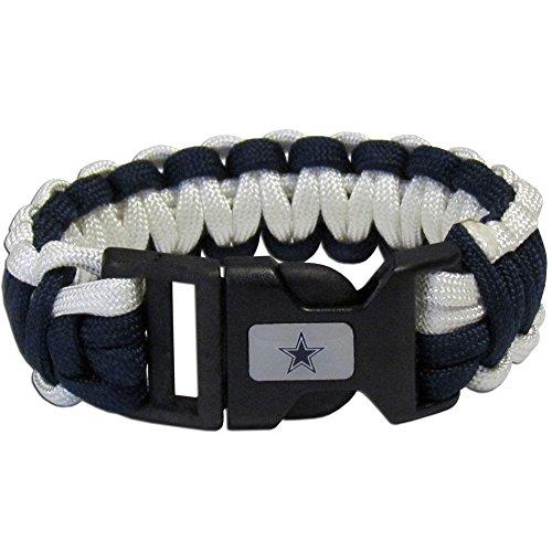 Nfl Sport Bracelet - NFL Dallas Cowboys Survivor Bracelet