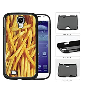 Golden French Fries Hard Plastic Snap On Cell Phone Case Samsung Galaxy S4 SIV I9500
