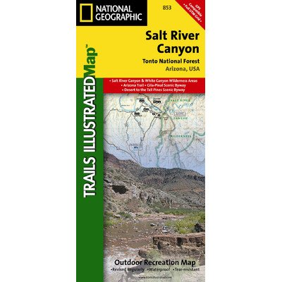 trails-illustrated-map-salt-river-canyon-tonto-national-forest