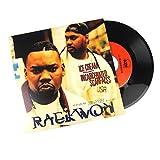Raekwon: Ice Cream / Incarcerated Scarfaces Vinyl 7