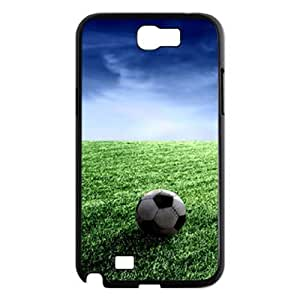 Football Phone Case For Samsung Galaxy Note 2 N7100 [Pattern-1]