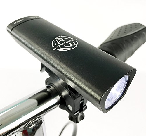 New KneeRover Deluxe Super Bright LED Safety Headlight with Batteries for Knee Walkers Knee Scooters Rollators by KneeRover (Image #7)