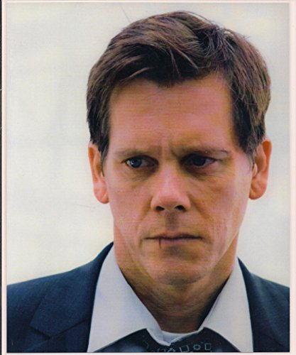 Kevin Bacon Close Up Headshot in Blue 8 x 10 LAMINATED Photo 003]()