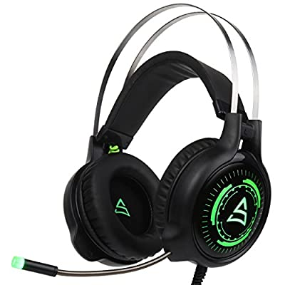 SUPSOO G815 & G800 USB PC Gaming Headphones