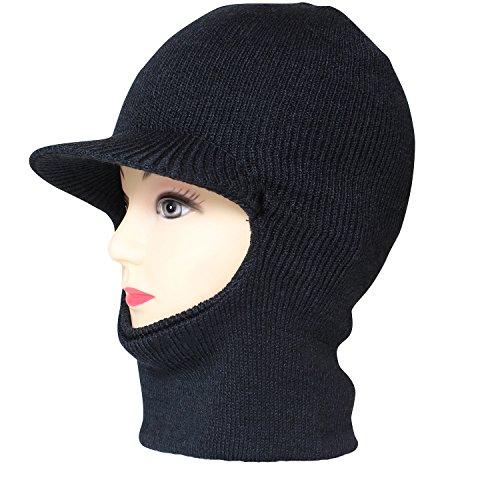 One Hole Face Mask Visor
