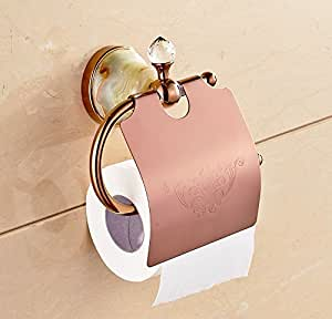 Zwbd Luxury Wall Mounted Toilet Paper Holder