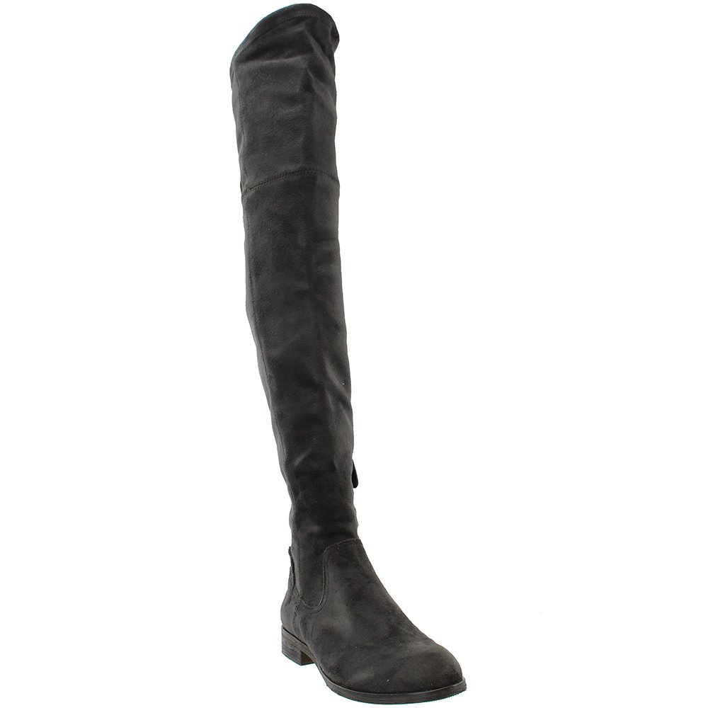 86cd130bfa7 Dolce Vita Womens Neely Faux Suede Round Toe Over-The-Knee Boots   Amazon.ca  Shoes   Handbags