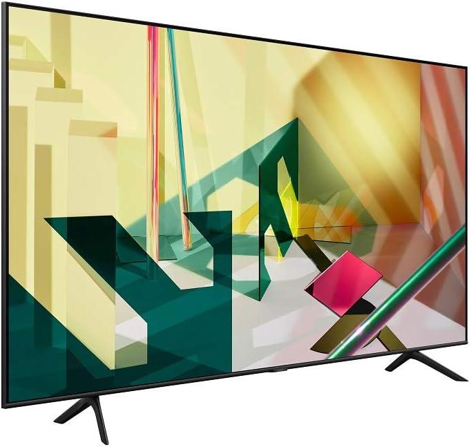 Samsung QN65Q60RAFXZA Flat -best 65-Inch Smart TV