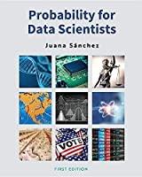 Probability for Data Scientists Front Cover