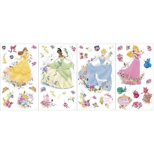 Disney Princess GAPP1759 self stick room appliques