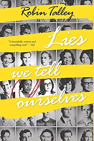 book cover of Lies We Tell Ourselves