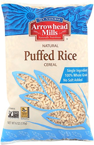 al, Puffed Rice, 6 oz. Bag (Pack of 12) ()