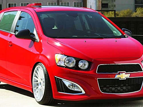 Talking Chevrolet Sonic Builds at the 2013 SEMA Show!