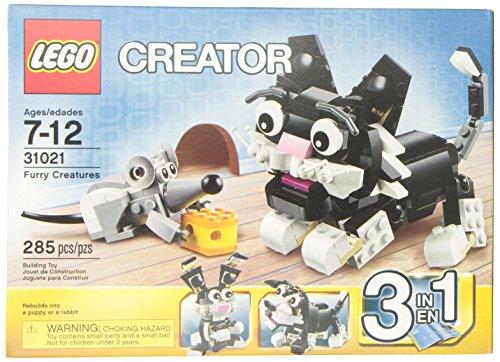 (LEGO Creator 31021 Furry Creatures)