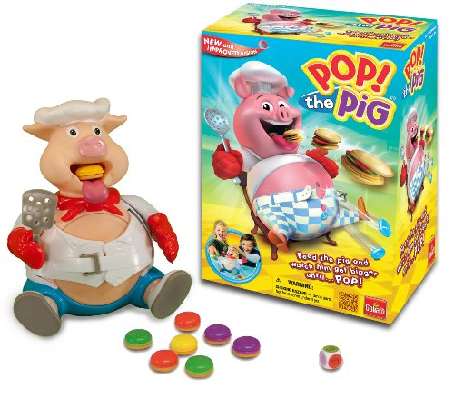 Pop the Pig Game