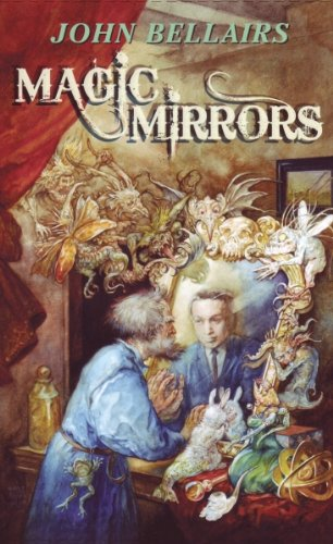 book cover of Magic Mirrors