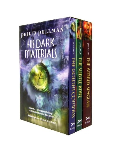 rade Paper Boxed Set: the Golden Compass, the Subtle Knife, the Amber Spyglass (His Dark Materials, No. 1-3) (Subtle Set)