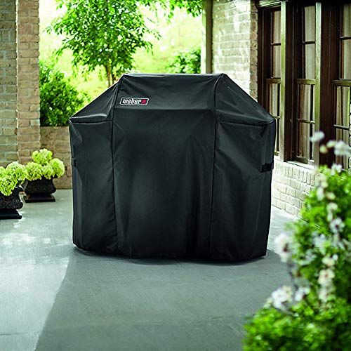 Weber Grill Cover 7106 Cover for Spirit 200 and 300 Series Gas Grill (52L x 26W x 43H inch) by Wecover (Image #3)