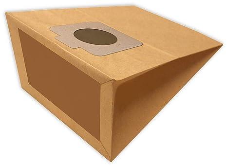 20 Bolsas de aspiradora MX 1 en papel (1 filtro de motor, 1 ...