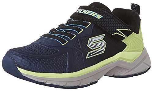 Skechers Ultrasonix, Zapatillas de Running para Niños Varios Colores (Navy/black)