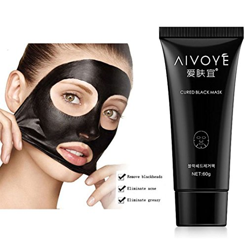 suction black mask