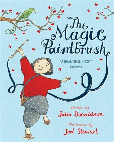 Books : The Magic Paintbrush