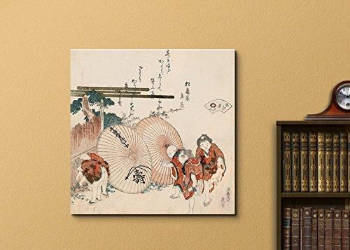 Lost Love Shell by Katsushika Hokusai Print Famous Painting Reproduction