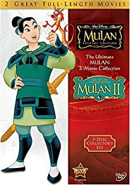 Mulan/Mulan II (3 Disc Collector's