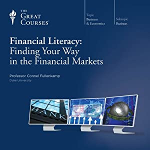 Financial Literacy: Finding Your Way in the Financial Markets Hörbuch