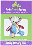 Funky Friends Factory Melody Memory Bear Sewing