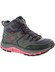 HOKA ONE ONE Mens Tor Tech Mid WP Hiking Shoe